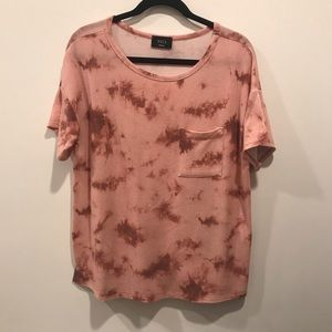 VICI Collection tie dye T-shirt